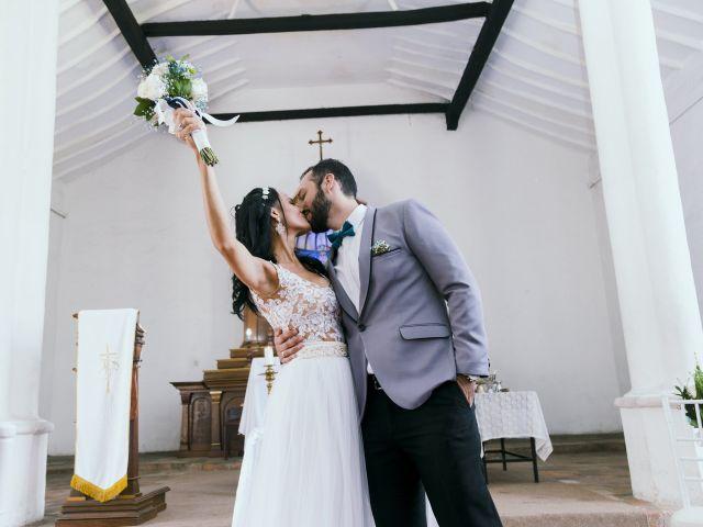 El matrimonio de Ricardo y Ingrid en Bucaramanga, Santander 31
