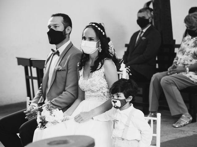 El matrimonio de Ricardo y Ingrid en Bucaramanga, Santander 32