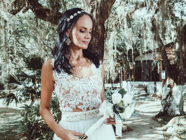 El matrimonio de Ricardo y Ingrid en Bucaramanga, Santander 34