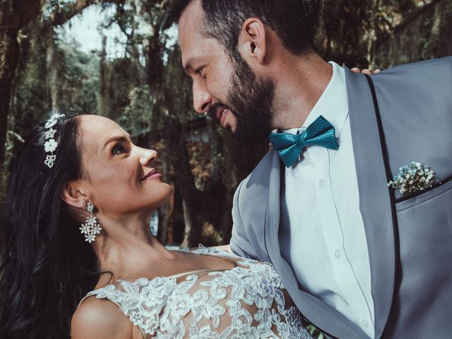 El matrimonio de Ricardo y Ingrid en Bucaramanga, Santander 38
