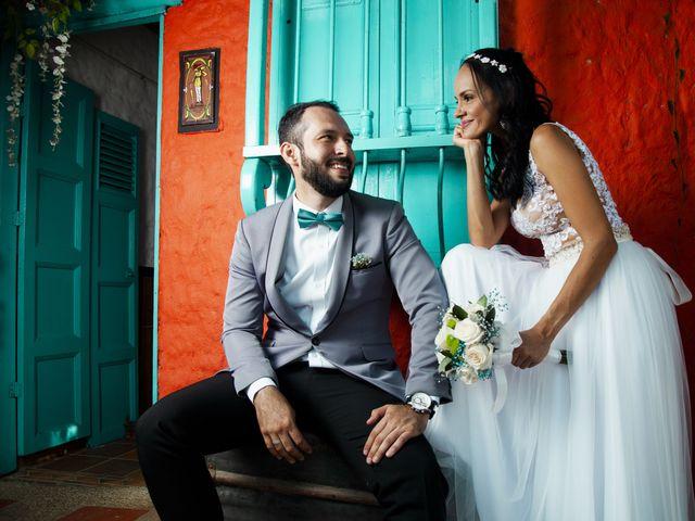 El matrimonio de Ricardo y Ingrid en Bucaramanga, Santander 40