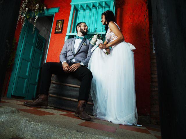 El matrimonio de Ingrid y Ricardo