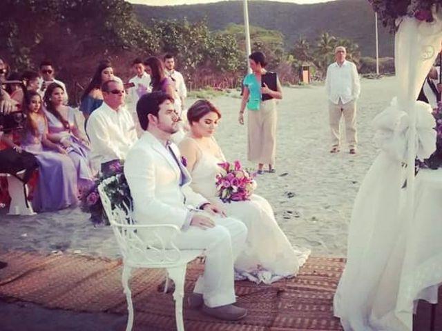 El matrimonio de Diego y Natalia  en Santa Marta, Magdalena 1