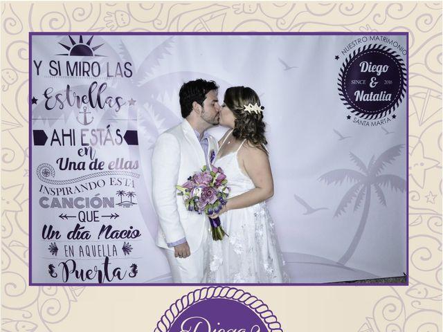 El matrimonio de Diego y Natalia  en Santa Marta, Magdalena 4