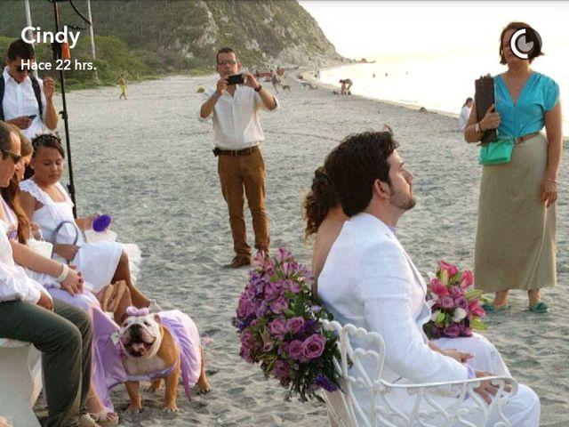 El matrimonio de Diego y Natalia  en Santa Marta, Magdalena 5