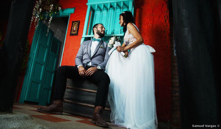 El matrimonio de Ricardo y Ingrid en Bucaramanga, Santander