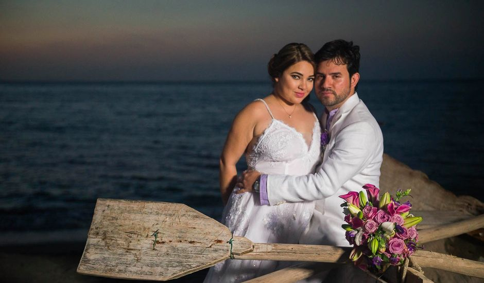 El matrimonio de Diego y Natalia  en Santa Marta, Magdalena