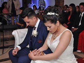 El matrimonio de Daniela y Cristian 2