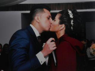 El matrimonio de Daniela y Cristian