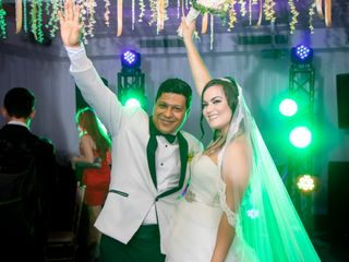 El matrimonio de NATALY y RAFAEL 2