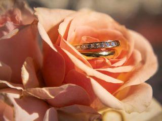 El matrimonio de Paola  y Cosme  1
