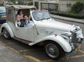 El matrimonio de Viviana y Pierre 1