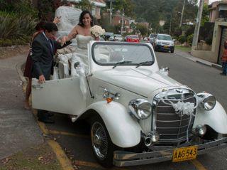 El matrimonio de Viviana y Pierre 2