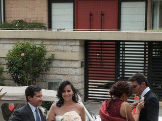 El matrimonio de Viviana y Pierre 3