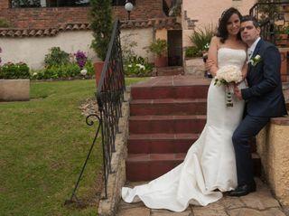 El matrimonio de Viviana y Pierre
