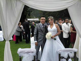 El matrimonio de Catalina y Giovanny