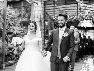 El matrimonio de Tatiana y Jonathan