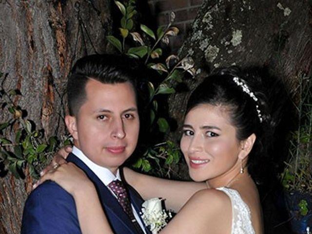 El matrimonio de Cristian y Daniela en Bogotá, Bogotá DC 1