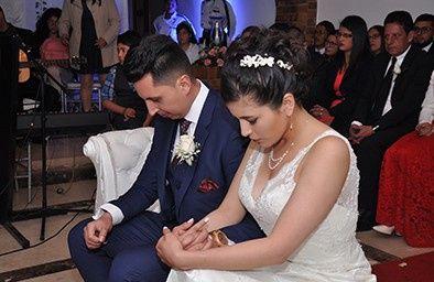 El matrimonio de Cristian y Daniela en Bogotá, Bogotá DC 2