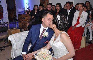 El matrimonio de Cristian y Daniela en Bogotá, Bogotá DC 5