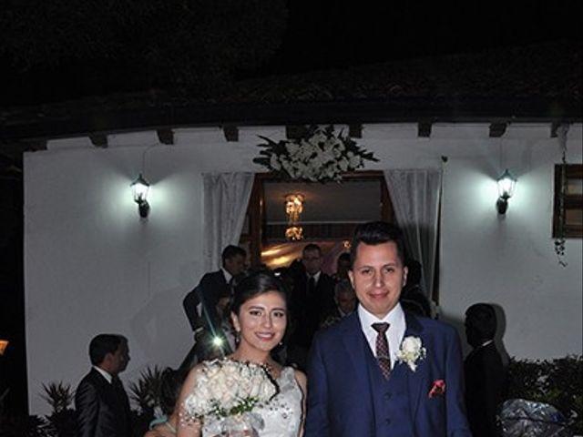 El matrimonio de Cristian y Daniela en Bogotá, Bogotá DC 10