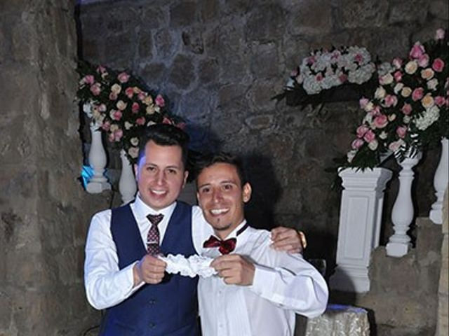 El matrimonio de Cristian y Daniela en Bogotá, Bogotá DC 16