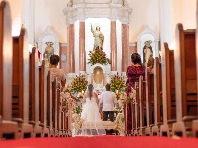 El matrimonio de RAFAEL y NATALY en Santa Marta, Magdalena 10