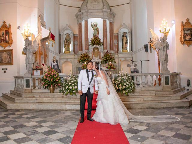 El matrimonio de RAFAEL y NATALY en Santa Marta, Magdalena 12