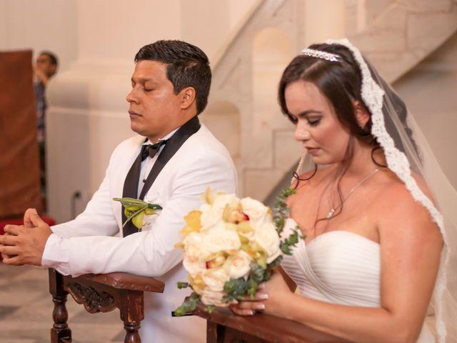 El matrimonio de RAFAEL y NATALY en Santa Marta, Magdalena 14