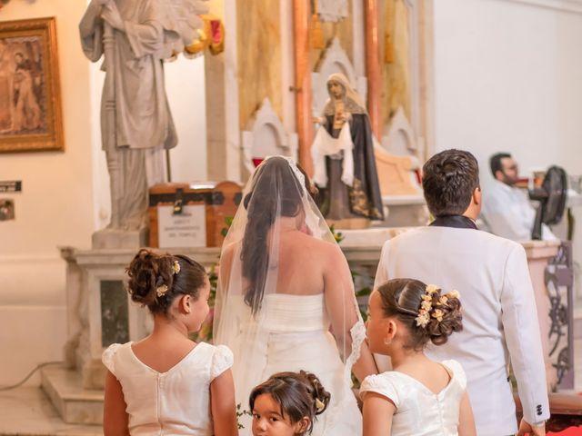 El matrimonio de RAFAEL y NATALY en Santa Marta, Magdalena 15