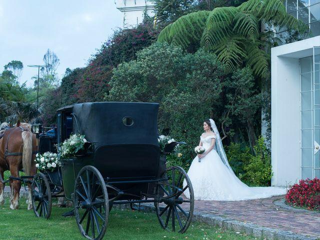 El matrimonio de Jonathan y Tatiana en El Rosal, Cundinamarca 39