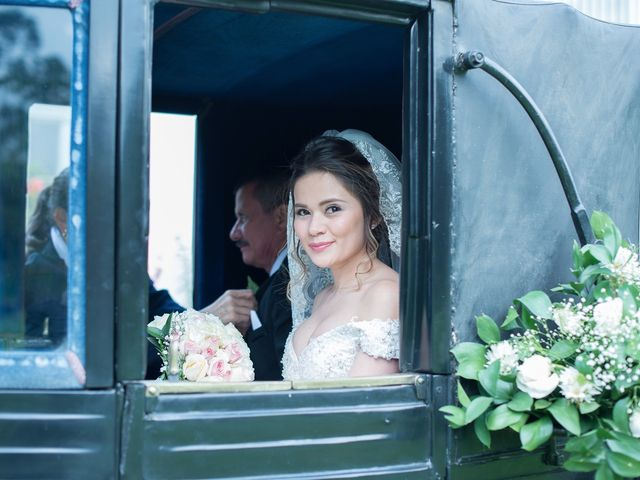 El matrimonio de Jonathan y Tatiana en El Rosal, Cundinamarca 42