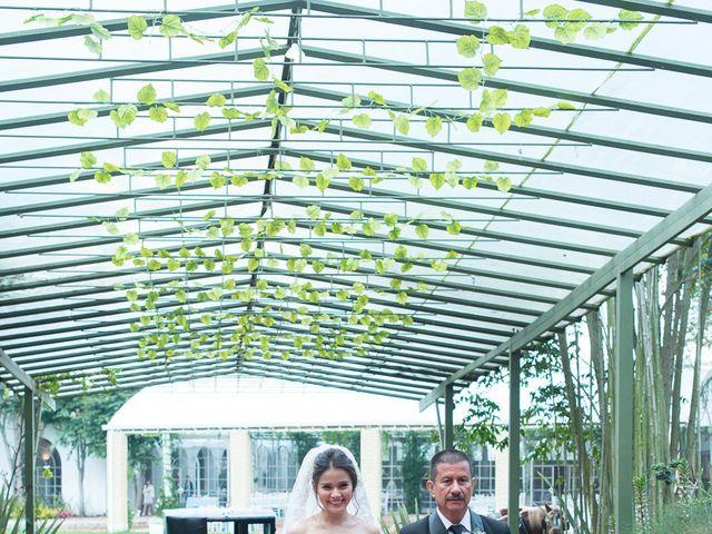 El matrimonio de Jonathan y Tatiana en El Rosal, Cundinamarca 43