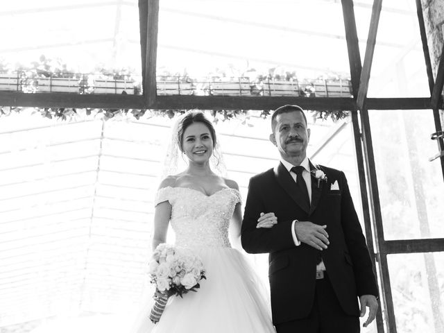 El matrimonio de Jonathan y Tatiana en El Rosal, Cundinamarca 44