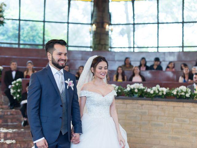 El matrimonio de Jonathan y Tatiana en El Rosal, Cundinamarca 47