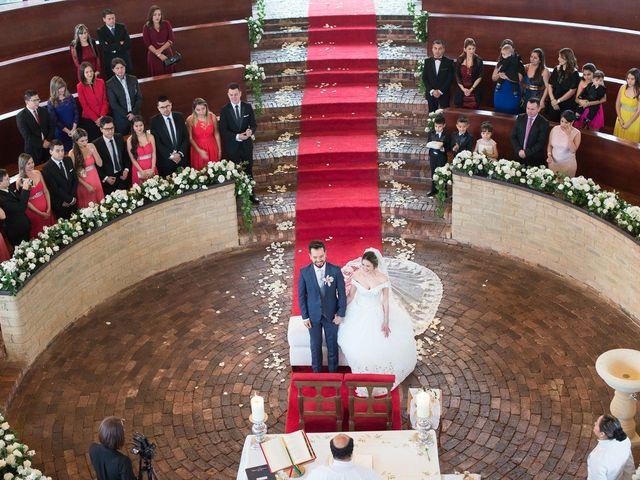 El matrimonio de Jonathan y Tatiana en El Rosal, Cundinamarca 48