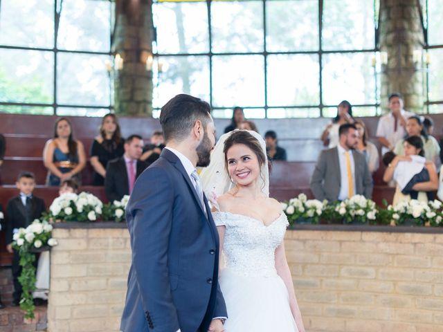 El matrimonio de Jonathan y Tatiana en El Rosal, Cundinamarca 49