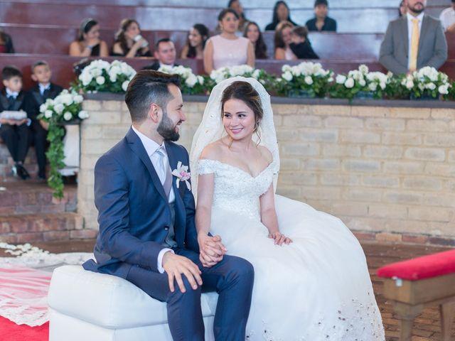El matrimonio de Jonathan y Tatiana en El Rosal, Cundinamarca 50