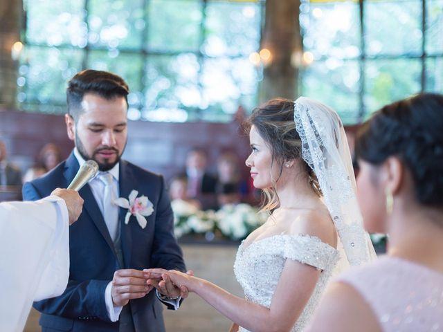 El matrimonio de Jonathan y Tatiana en El Rosal, Cundinamarca 52