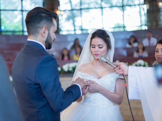 El matrimonio de Jonathan y Tatiana en El Rosal, Cundinamarca 53