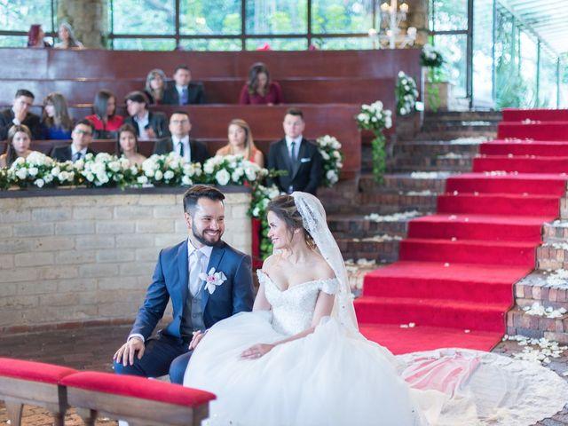 El matrimonio de Jonathan y Tatiana en El Rosal, Cundinamarca 57