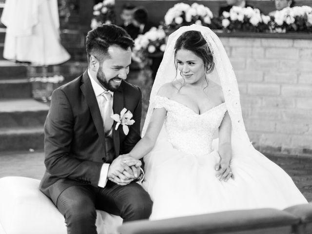 El matrimonio de Jonathan y Tatiana en El Rosal, Cundinamarca 59