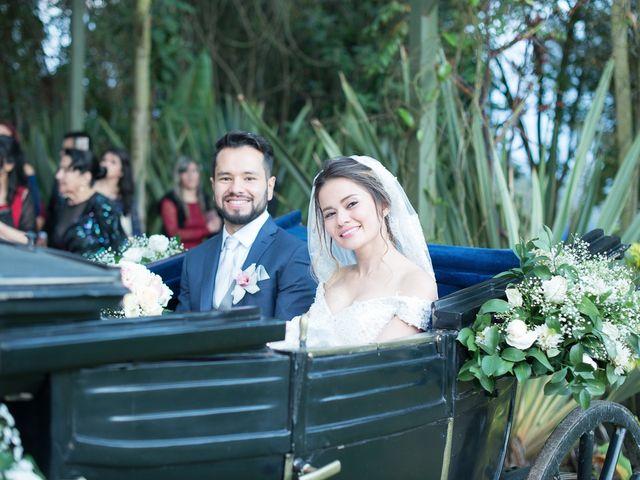 El matrimonio de Jonathan y Tatiana en El Rosal, Cundinamarca 61