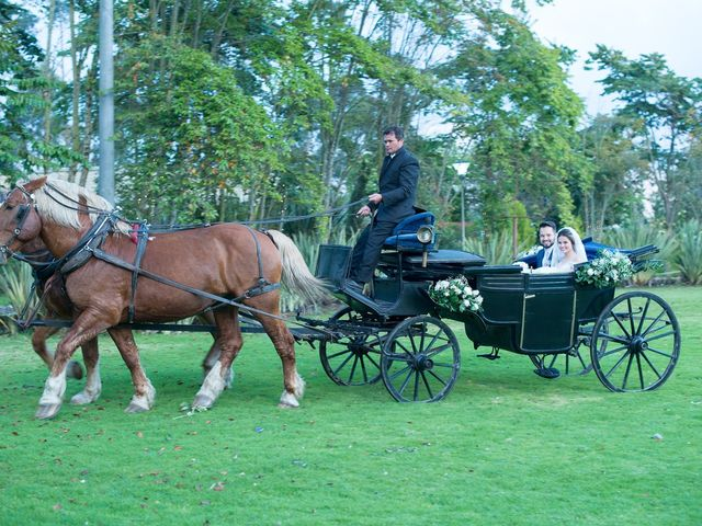 El matrimonio de Jonathan y Tatiana en El Rosal, Cundinamarca 62