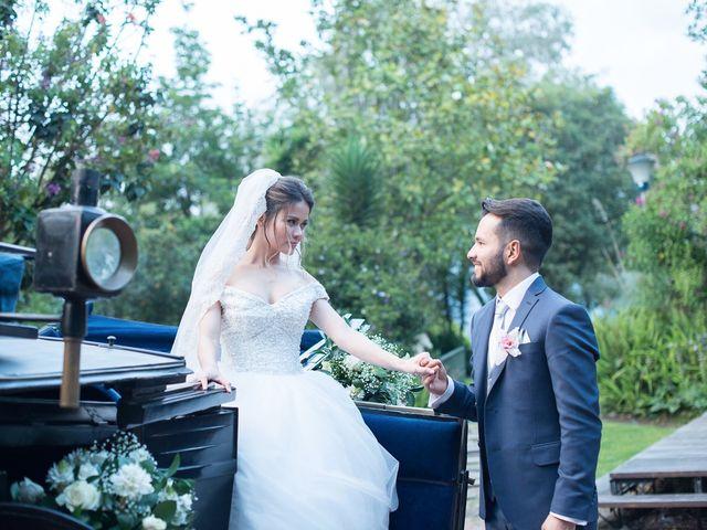 El matrimonio de Jonathan y Tatiana en El Rosal, Cundinamarca 63