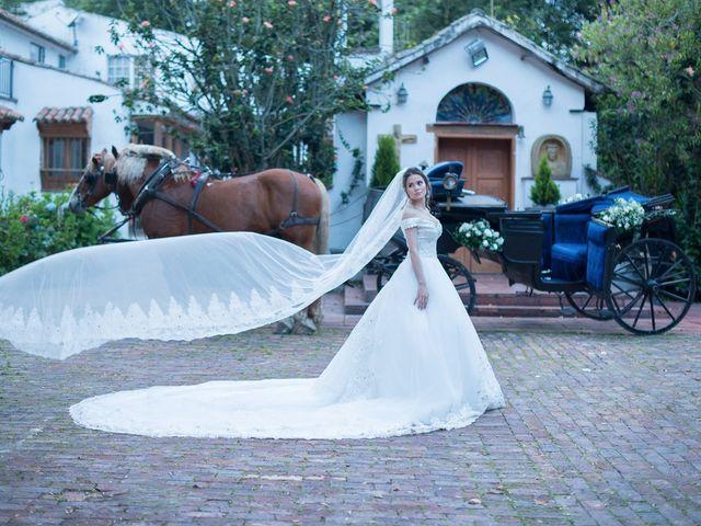 El matrimonio de Jonathan y Tatiana en El Rosal, Cundinamarca 64