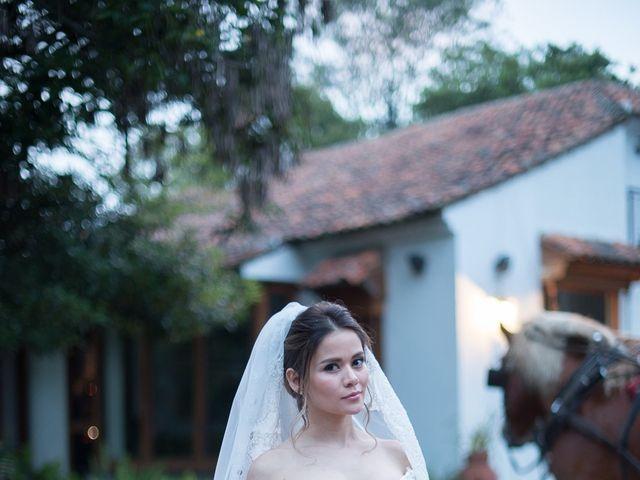 El matrimonio de Jonathan y Tatiana en El Rosal, Cundinamarca 66