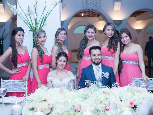 El matrimonio de Jonathan y Tatiana en El Rosal, Cundinamarca 72