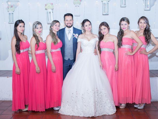 El matrimonio de Jonathan y Tatiana en El Rosal, Cundinamarca 73