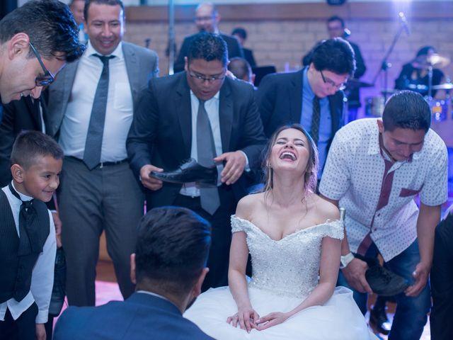 El matrimonio de Jonathan y Tatiana en El Rosal, Cundinamarca 83